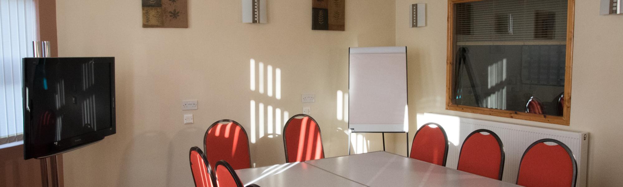 GNC Wellington lounge boardroom 5